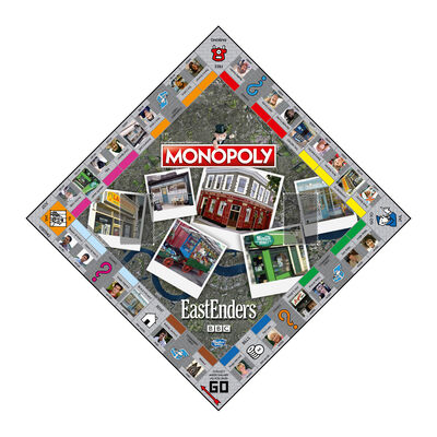 Eastenders Monopoly Board Game image number 3