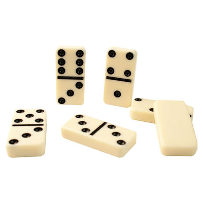Deluxe Edition Dominoes Set image number 2