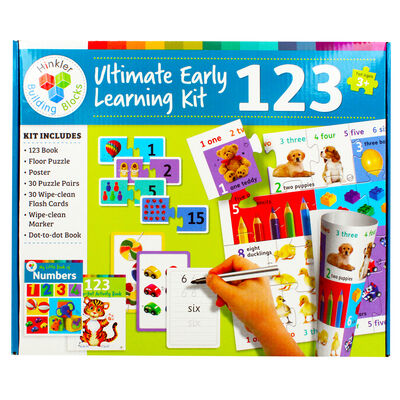 Ultimate Early Learning Kit 123 image number 2