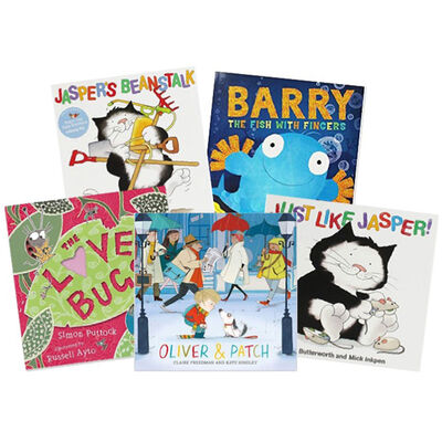 Family Pets: 10 Kids Picture Books Bundle image number 3