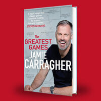 Jamie Carragher: The Greatest Games