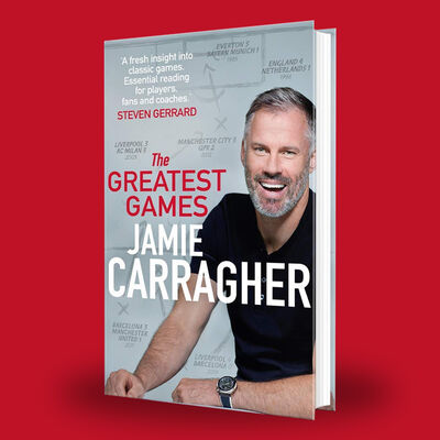 Jamie Carragher: The Greatest Games image number 2