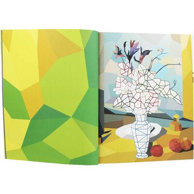 Kaleidoscope Sticker Mosaics: Fine Art Masterpieces image number 2