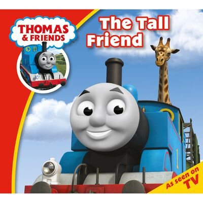Thomas & Friends: The Tall Friend image number 1