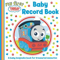 My First Thomas & Friends: Baby Record Book