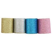 Glitter Adhesive Tape - 4 Pack