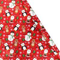 Christmas Gift Wrap 5m: Assorted Design