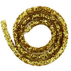 Gold Glitter Craft Trim 46cm image number 2