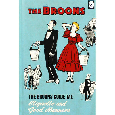 The Broons Guide Tae Etiquette and Good Manners image number 1