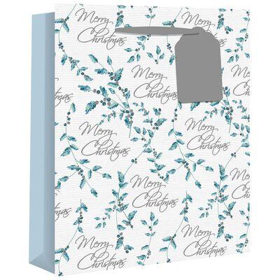 Large Holly Script Gift Bag image number 1