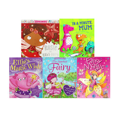 Sweet Fairies: 10 Kids Picture Books Bundle image number 2