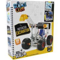 Science Club Motorised Excavator