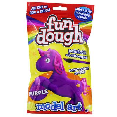 Fun Dough Model Art: Unicorn image number 1