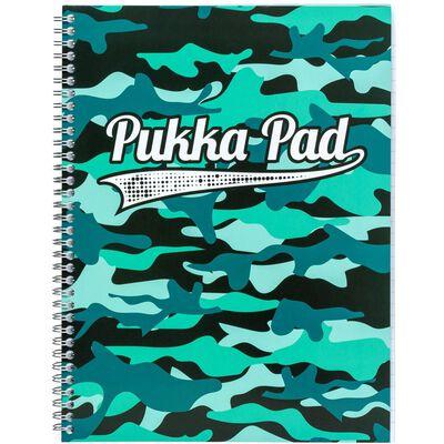 A4 Pukka Jotta Camo Green image number 1