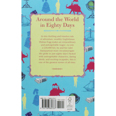 Around the World in Eighty Days image number 2