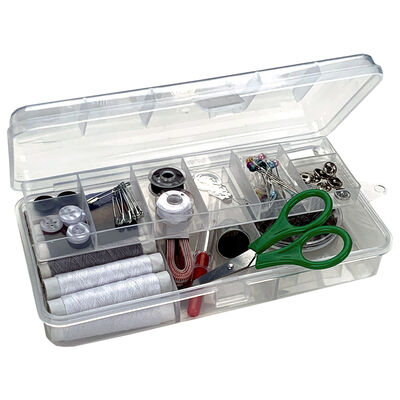 Sewing Kit in Reusable Box image number 1