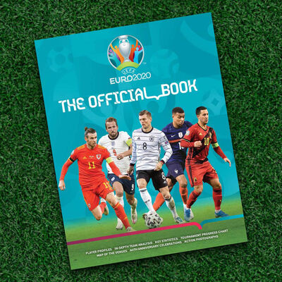 UEFA EURO 2020: The Official Book image number 2