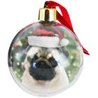 Personalised Photo Bauble image number 1
