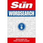 The Sun Wordsearch: Book 6 image number 1