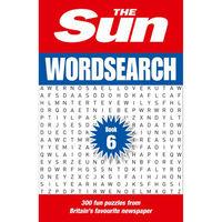 The Sun Wordsearch: Book 6