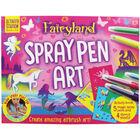 Fairyland Spray Pen Art image number 1