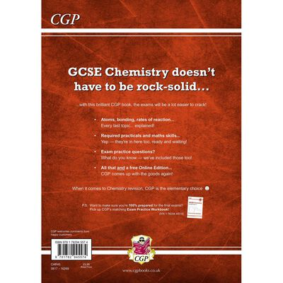 CGP GCSE Chemistry Grade 9-1: Revision Guide image number 3