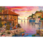 Marina View 500 Piece Jigsaw Puzzle image number 2
