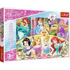 Disney Princess 24 Piece Maxi Jigsaw Puzzle image number 1