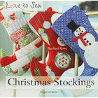 Christmas Stockings: Love to Sew image number 1