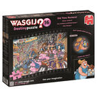 Wasgij Destiny 16 Old Time Rockers 1000 Piece Jigsaw Puzzle image number 1