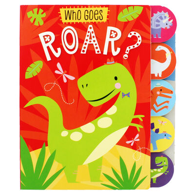 Who Goes Roar? image number 1