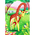 Jungle Friends 3-in-1 48 Piece Jigsaw Puzzle Set image number 2