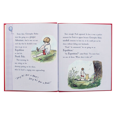 Winnie-the-Pooh: 5 Book Collection image number 4