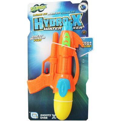 Assorted Large Water Gun & Hydro-X Water Soaker with Water Balloons Bundle image number 2