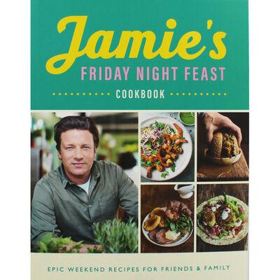 Jamie's Friday Night Feast Cookbook image number 1