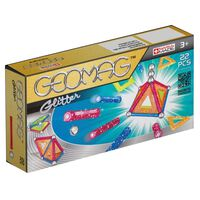 Geomag Glitter Magnetic Construction Set