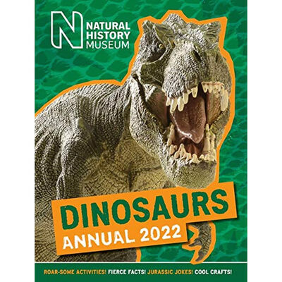Natural History Museum Dinosaurs Annual 2022 image number 1