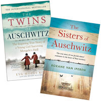 The Twins of Auschwitz & The Sisters of Auschwitz Book Bundle