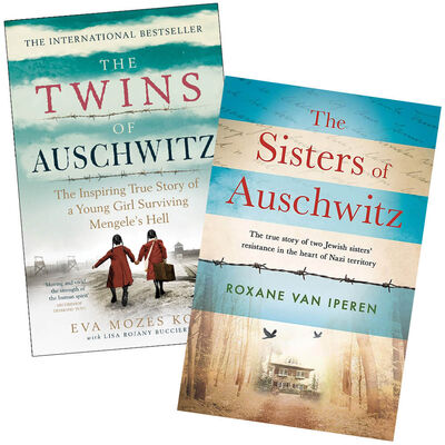 The Twins of Auschwitz & The Sisters of Auschwitz Book Bundle image number 1