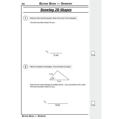 KS2 Maths Targeted Question Book: Year 6 image number 2