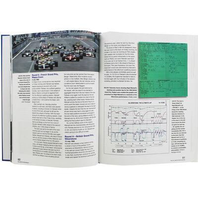 Haynes: Williams FW14B image number 2