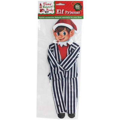 Elf Pyjamas image number 1