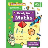 Ready For Maths: Ages 7-9