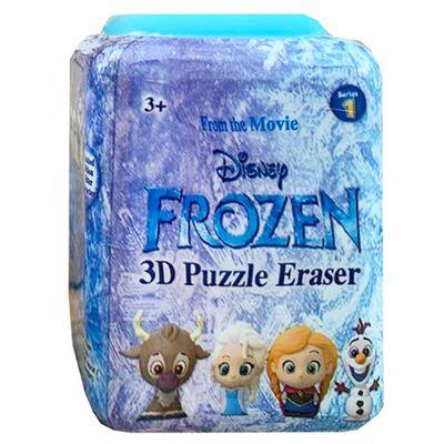 Frozen Gravity Puzzle Palz Character Eraser image number 1