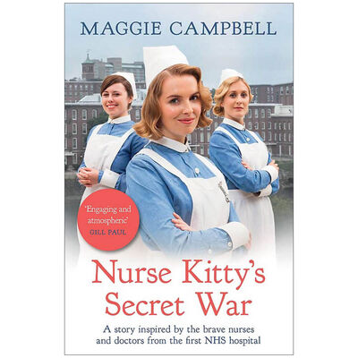 Nurse Kittys Secret War image number 1