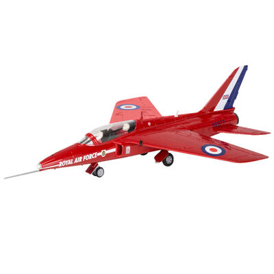 Airfix 1:72 Raf Red Arrows Gnat Starter Set image number 2