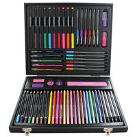 62 Piece Scribblicious Stationery Set