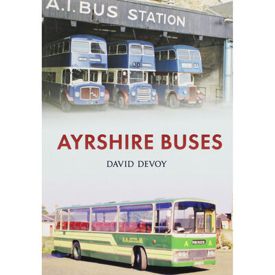 Ayrshire Buses image number 1