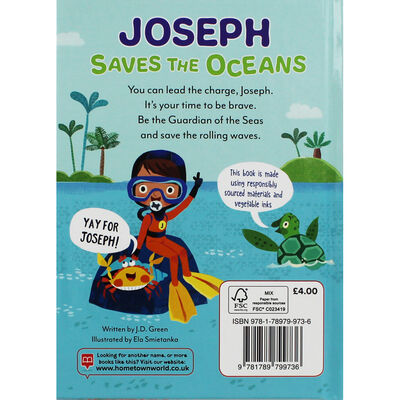 Joseph Saves The Oceans image number 2