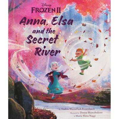 Disney Frozen 2 Storybooks Bundle image number 3